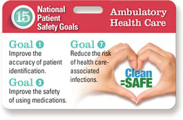2015 Ambulatory Care National Patient Safety Goals