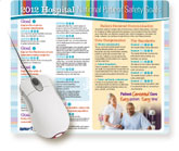 2012 National Patient Safety Goals Mouse Pad