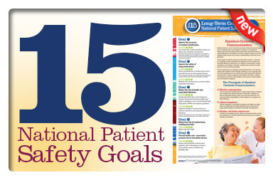 2015 National Patient Safety Goals