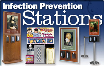 Infection Prevention Stations