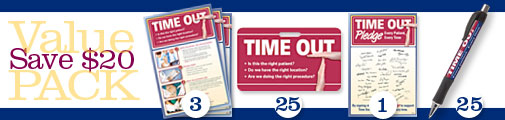 Save $20: Time Out Value Pack