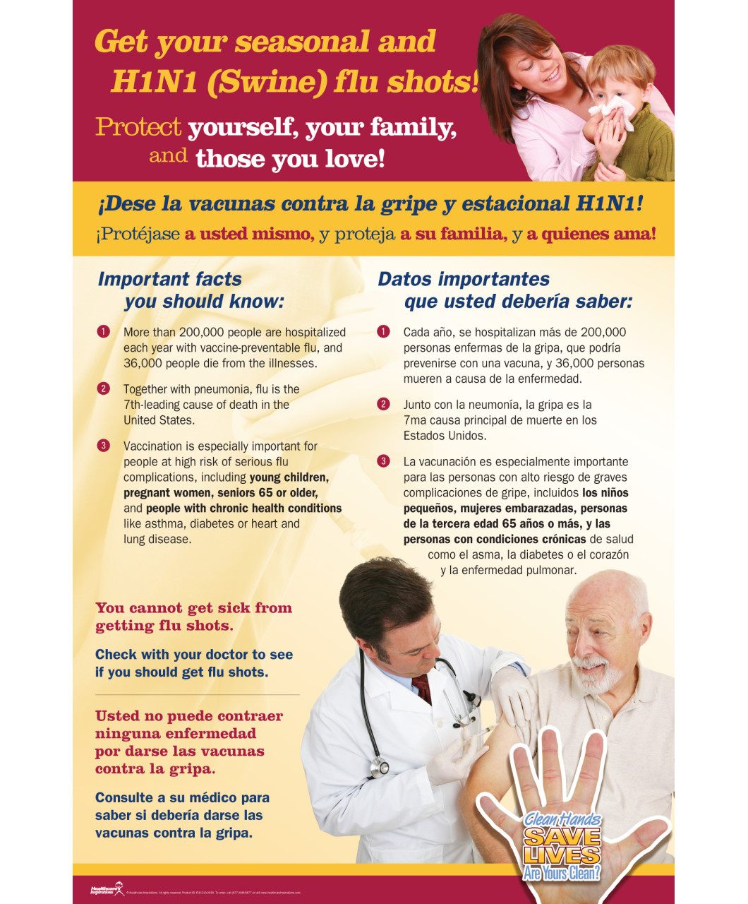 Updated 08082009  H1n1 Prevention Poster