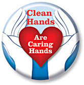 Clean Hands Are Caring Hands